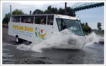 Portland Duck Tours by Charles Lewis