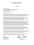 Senator Wyden and Senator Merkley Letter of Support