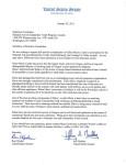 Senator Wyden and Senator Merkley Letter of Support