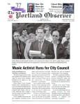 PortlandObserver-MusicActivistRunsforCityCouncil